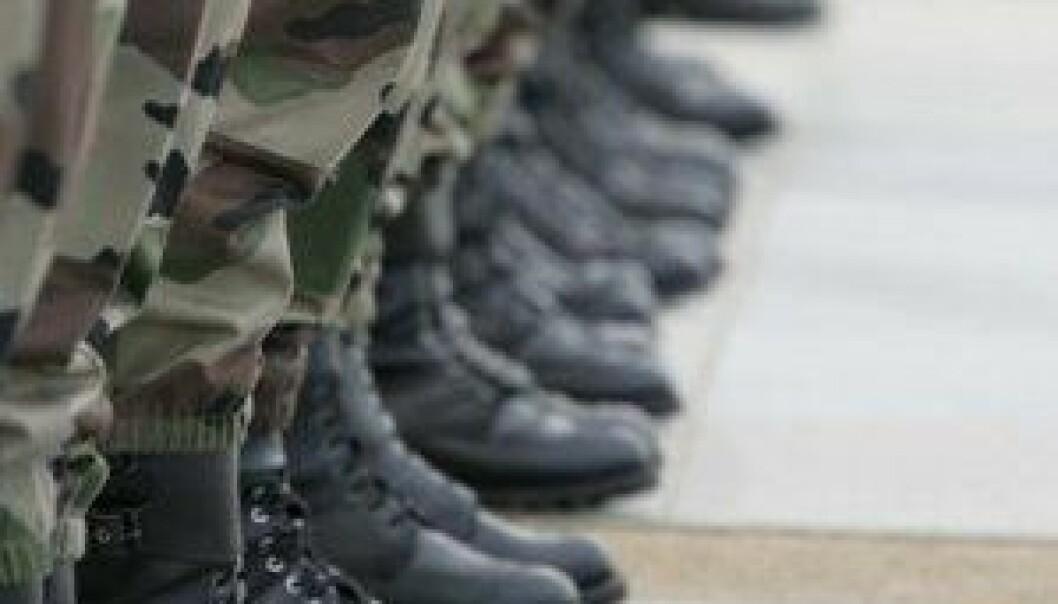 Hva gjør at «vanlige» menn blir til voldtektsmenn i en krigssituasjon? (Illustrasjonsfoto: www.colourbox.no)
