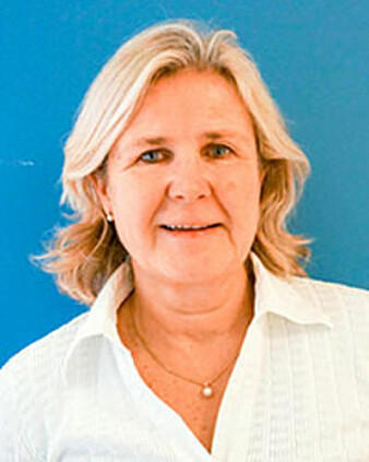 Vi bør ikke gjøre store anstrengelser når det er rundt 30 grader eller mer, mener Anette Hylen Ranhoff.