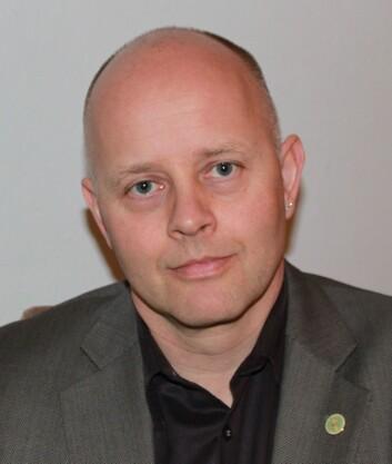 Kristian Stokke har ledet forskergruppen. (Foto: Privat)