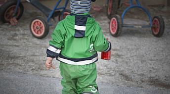 119 norske barn ble testet: De minste barna blir stresset av oppstarten i barnehagen