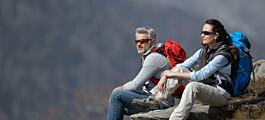 Du kan gå turer og sykle uten bekymring for økt risiko for hudkreft
