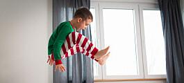 Noen barn med ADHD har mange symptomer, men fungerer fint