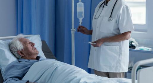 Avkjøling etter hjertestans gir ikke bedre sjanse for å overleve