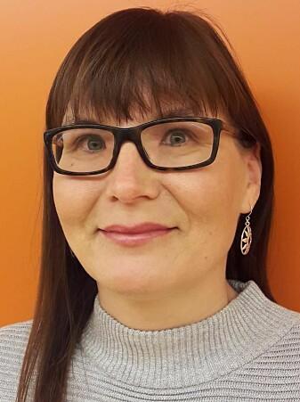 Astrid M. A. Eriksen forsker på vold i nære relasjoner.