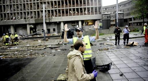 10 år etter 22. juli: De prøver å fange opp potensielle soloterrorister