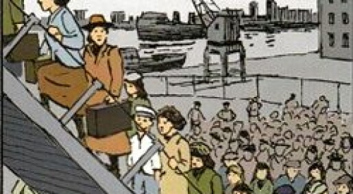Holocaust-striper til ungdommen
