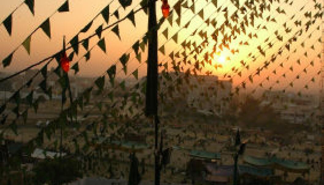 Grasrota er Pakistans håp
