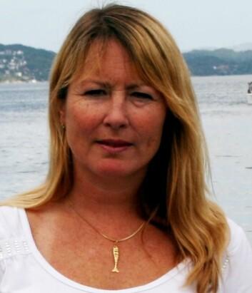 Anne-Katrine Lundebye Haldorsen. (Foto: NIFES)