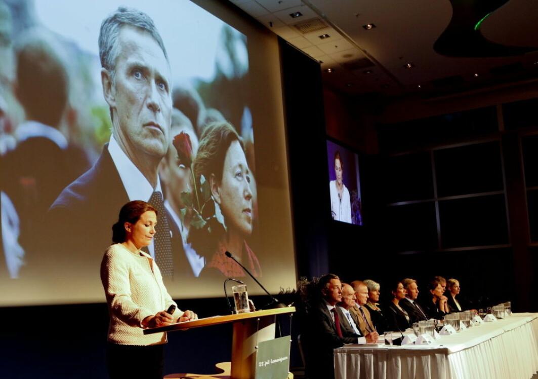 22. juli-kommisjonen, ledet av Alexandra Beck Gjørv, la fram sin rapport ett år etter terroren. Den var knusende: Bombeangrepet kunne vært forhindret. Politiet kunne vært på Utøya tidligere. Mange liv kunne vært spart.