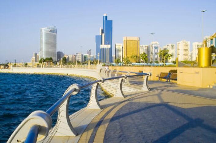 Den oljerike gulfstaten Abu Dhabi har antagelig verdens største statlige investeringsfond, men anslagene over størrelsen på verdiene tilhørende Abu Dhabi Investment Authority varierer. Oljefondet kommer på andreplass. (Foto: iStockphoto)