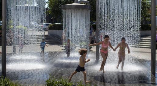 Varmeste junimåned i Nord-Amerika – varmerekorder flere steder i Europa