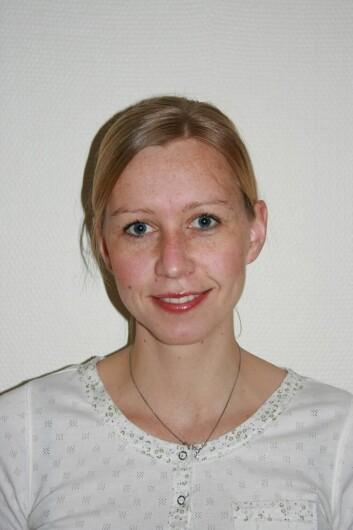 Høgskolelektor Britt Elin Øiestad har i sin doktorgrad sett på slitasjeforandringer og knefunksjon hos folk som er operert for korsbåndskader.
