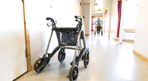 Ansatte oppgir at forsømmelser, vold og overgrep er utbredt på norske sykehjem