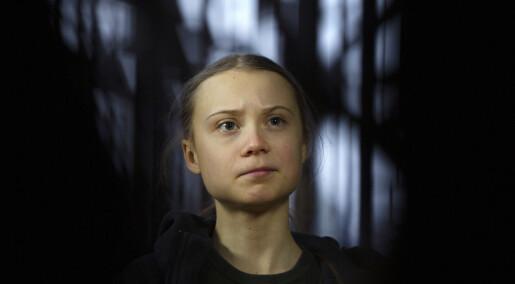 Greta Thunbergs diagnose gjør henne til både et forbilde og en hakkekylling