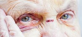 Overgrep mot eldre er svært utbredt