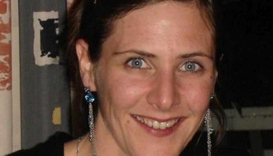 """""""Forsker Hannah Jørgensen, Veterinærinstituttet"""""""