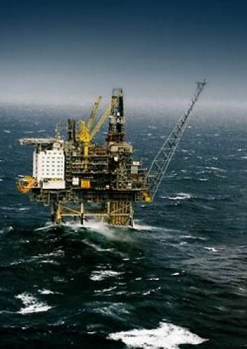 """""""Teknologi for karbonfangst og -lagring kan forlenge oljeeventyret enda noen år. (Foto:Istockphoto)"""""""