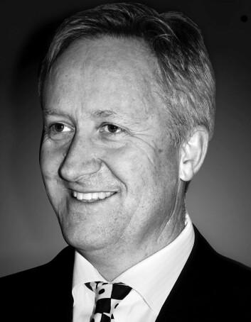 Lars Henrik Høie (Foto: Universitetet i Oslo)