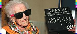 Verdens eldste ble 122 år. Neste rekord kan bli 130 år