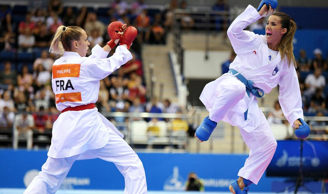 Krig, diplomati og karate i OL