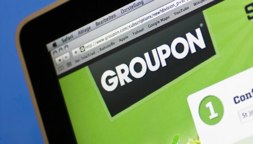 Tap eller vinn med Groupon?