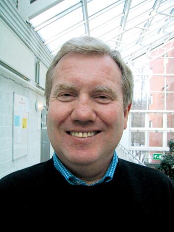 BI-professor Erling Steigum.