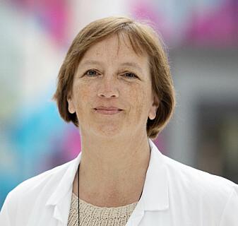 – Det vi vet er at jo større slaget er, desto større er risikoen for å få demens, forteller nevroradiolog Mona Beyer.