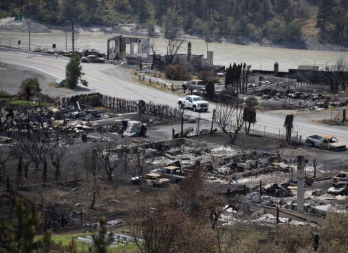 Forskere: Hetebølgen i USA og Canada umulig uten klimaendringer