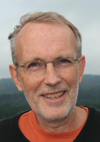 Professor Yngvar Ommundsen ved Norges idrettshøgskole.