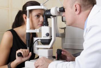 Målemetodene ved synstester er for konsentrert rundt evnen til å se detaljer, og klarer derfor ikke å fange opp alle typer synsforstyrrelser. (Illustrasjonsfoto: iStockphoto)