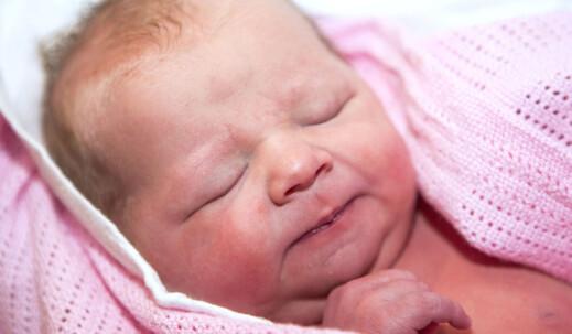 Fødselstallet stiger etter koronaåret
