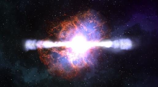 Forskere tror tidlig kjempeeksplosjon skapte en stjerne med uvanlig sammensetning av grunnstoffer