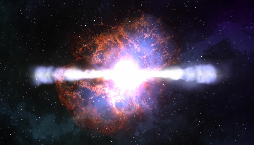 En spesiell type hypernova kan stå bak produksjonen av en rekke grunnstoffer tidlig i universet.