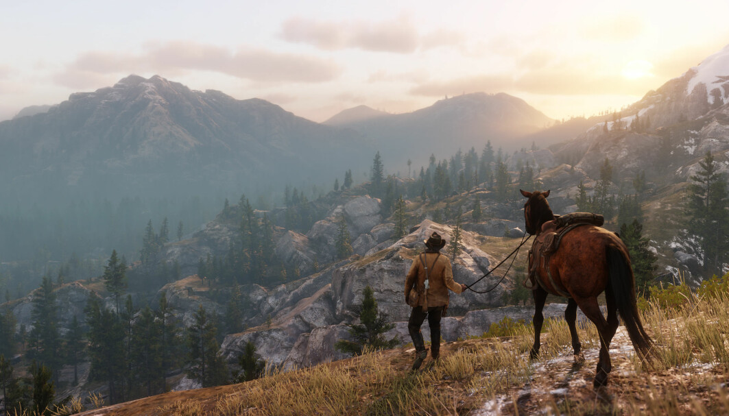 Red Dead Redemption 2 foregår i 1899 i et miljø med mer villmark og dyreliv enn i dagens USA.