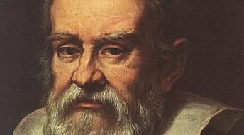 Galileo Galilei - astronomiens far
