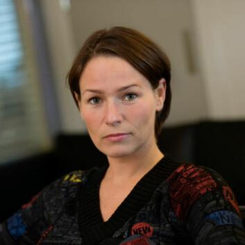 LO-sekretær Trine Lise Sundnes. (Foto: Trond Isaksen)