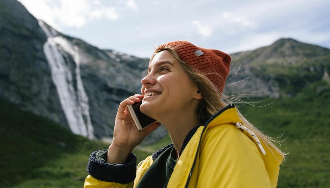 Mange vil gjerne melde fra om sine fine opplevelser i sommerferien. Det kan få andre til å føle seg litt dårligere.