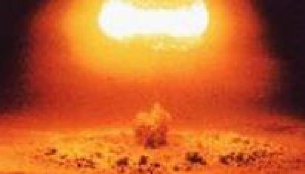 Atomavfall eller klimakrise?