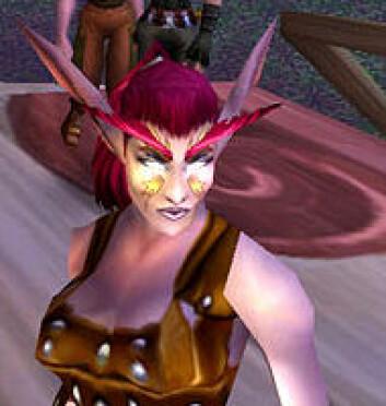 Fra spillet World of Warcraft. (Bilde: Blizzard)