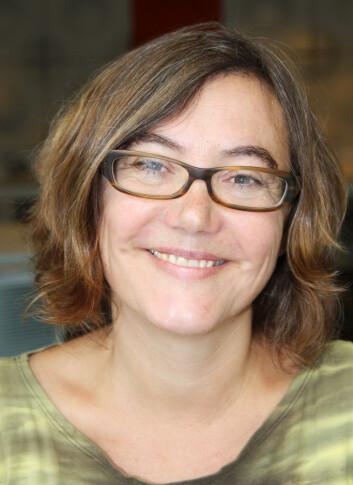 Anja Bredal. (Foto: Kristin Engh Førde)