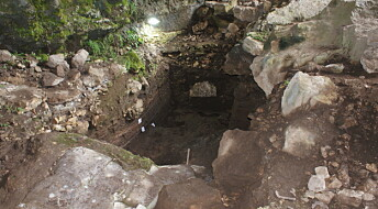 Forskere har avdekket DNA fra mennesker i 25 000 år gammel jord
