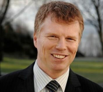 Professor Ola H. Grytten. (Foto: NHH)