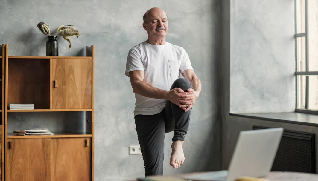 Forskere tror at menn med testosteronmangel som tok tilskudd, ble bedre istand til å leve sunnere.