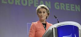 EU med historisk klimapakke