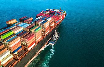 Ammonia – the key to making long-haul shipping green
