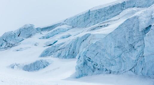 Ny kunnskap om isbreer gir bedre modeller for å forutsi endringer i havnivå