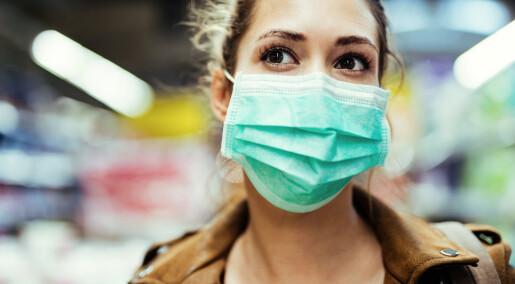 Holder du på å bli syk? Det kan andre folk se før du vet det selv