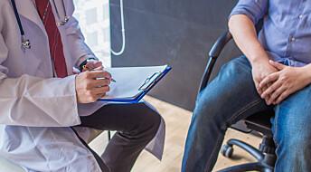 Flere menn med fedme overlever prostatakreft enn tynne
