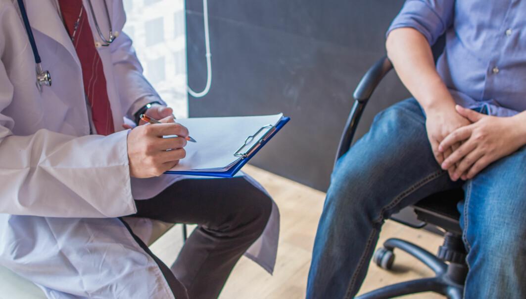 Menn med prostatakreft som har BMI over 30, ser ut til å ha en fordel fremfor sine slanke og overvektige jevnaldrende.