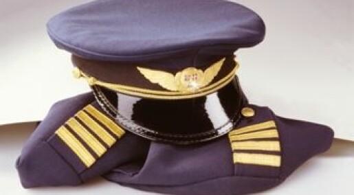 Sola farlig for piloter
